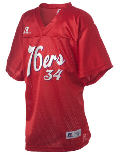 Independence High School 76ers Russell Kid's Replica Football Jersey
