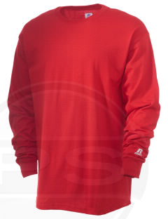 Colerain High School Cardinals  Russell Men's Long Sleeve T-Shirt