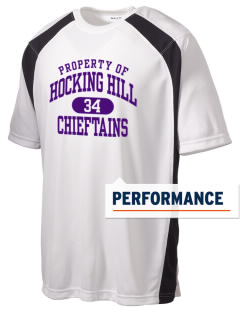 Hocking Hill Elementary School Chieftains Men's Dry Zone Colorblock T-Shirt