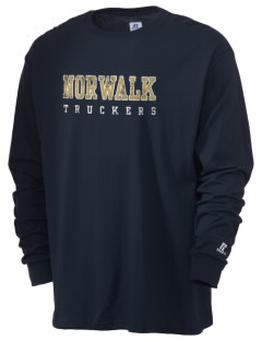 Norwalk High School Truckers  Russell Men's Long Sleeve T-Shirt