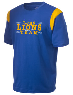 Leverette Junior High School Lions Holloway Men's Rush T-Shirt