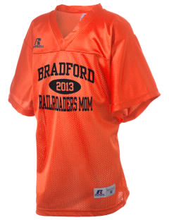 Bradford High School Railroaders Russell Kid's Replica Football Jersey