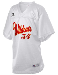 Northwest 6th Grade Center Wildcats Russell Kid's Replica Football Jersey