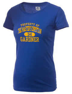 The Master's Christian Academy Gardner  Russell Women's Campus T-Shirt