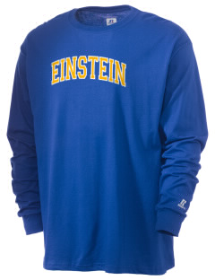 Einstein Elementary School Einstein Elementary  Russell Men's Long Sleeve T-Shirt