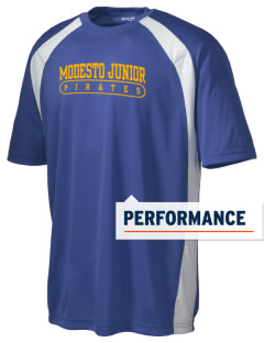 MODESTO JUNIOR COLLEGE Pirates Men's Dry Zone Colorblock T-Shirt