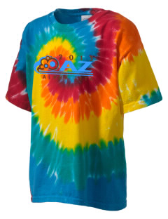 Alpha Zeta Kid's Tie-Dye T-Shirt