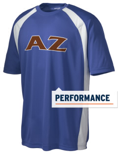 Alpha Zeta Men's Dry Zone Colorblock T-Shirt