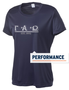 Gamma Alpha Omega Women's Competitor Performance T-Shirt