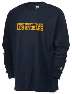 Ascension (Hispanic-African-American) Los Angeles  Russell Men's Long Sleeve T-Shirt