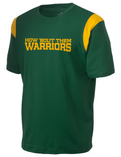 Western Oaks Elementary School Warriors Holloway Men's Rush T-Shirt
