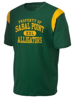 Sabal Point Elementary School Alligators Holloway Men's Rush T-Shirt