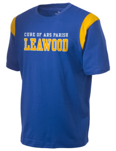 Cure of Ars Parish Leawood Holloway Men's Rush T-Shirt