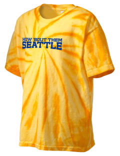 Holy Family Parish Seattle Kid's Tie-Dye T-Shirt