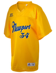 Holy Spirit Parish Newport Russell Kid's Replica Football Jersey