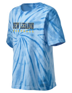 Immaculate Conception Parish (1871) New Lebanon Kid's Tie-Dye T-Shirt
