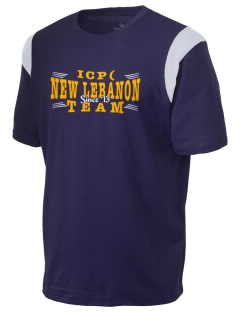 Immaculate Conception Parish (1871) New Lebanon Holloway Men's Rush T-Shirt