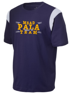 Mission San Antonio de Pala Pala Holloway Men's Rush T-Shirt