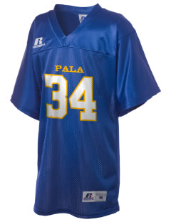 Mission San Antonio de Pala Pala Russell Kid's Replica Football Jersey