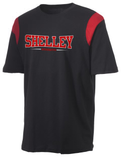 Shelley Senior High School Russets Holloway Men's Rush T-Shirt