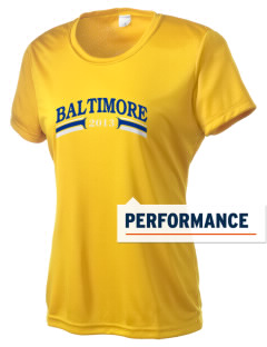 Our Lady of Fatima Parish Baltimore Women's Competitor Performance T-Shirt