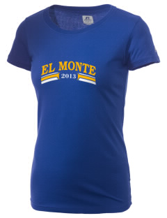 Our Lady of Guadalupe Parish El Monte  Russell Women's Campus T-Shirt