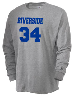Our Lady of Petpetual Help Parish Riverside  Russell Men's Long Sleeve T-Shirt