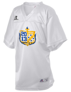 Resurrection Mission Belington Russell Kid's Replica Football Jersey