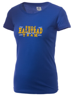 Sacred Heart of Jesus Parish Halstead  Russell Women's Campus T-Shirt