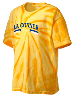 Sacred Heart Parish La Conner Kid's Tie-Dye T-Shirt