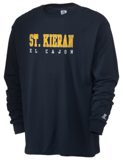 Saint Kieran El Cajon  Russell Men's Long Sleeve T-Shirt