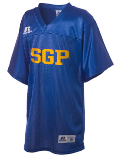 St George Parish Waimanalo Russell Kid's Replica Football Jersey
