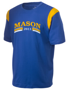 St Joseph Parish (Hispanic) Mason Holloway Men's Rush T-Shirt
