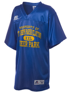 St Joseph Parish (Clayton) Deer Park Russell Kid's Replica Football Jersey