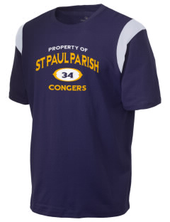 St Paul Parish Congers Holloway Men's Rush T-Shirt