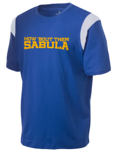 St Peter Parish Sabula Holloway Men's Rush T-Shirt