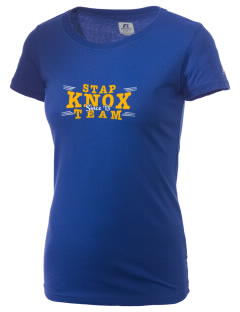 St Thomas Aquinas Parish Knox  Russell Women's Campus T-Shirt