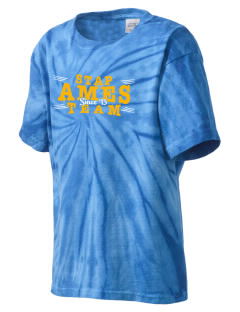 St Thomas Aquinas Parish & Student Cente Ames Kid's Tie-Dye T-Shirt