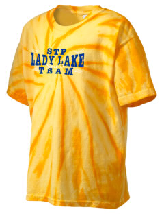 St. Timothy Parish School Lady Lake Kid's Tie-Dye T-Shirt