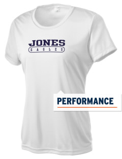 Jones College Prep Eagles Women's Competitor Performance T-Shirt