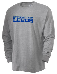 St Vincent De Paul Parish Leeds  Russell Men's Long Sleeve T-Shirt