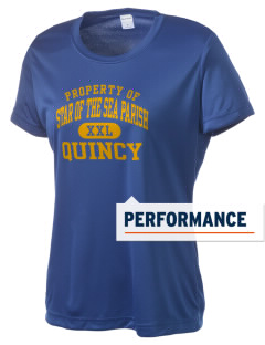 Star of The Sea Parish Quincy Women's Competitor Performance T-Shirt