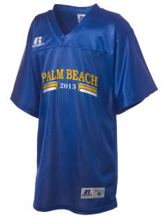 Diocese of Palm Beach Palm Beach Russell Kid's Replica Football Jersey
