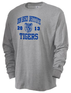 Don Bosco Technical Institute Tigers  Russell Men's Long Sleeve T-Shirt