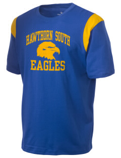Hawthorn Elementary School South Eagles Holloway Men's Rush T-Shirt