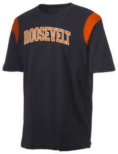 Roosevelt Magnet School Rough Raiders Holloway Men's Rush T-Shirt