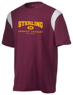 Sterling Middle School Jaguars Holloway Men's Rush T-Shirt
