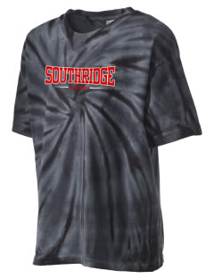 Southridge Middle School Raiders Kid's Tie-Dye T-Shirt