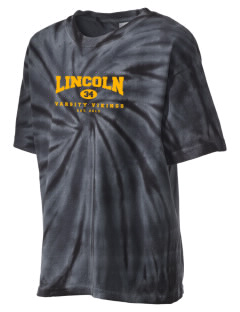 Lincoln Intermediate Center Vikings Kid's Tie-Dye T-Shirt