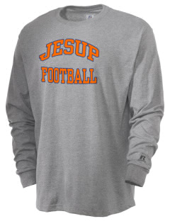 Jesup High School J-Hawks  Russell Men's Long Sleeve T-Shirt
